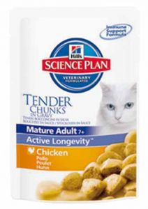 Hill's - Science Plan - Mature Adult Senior  - 12 x 85 g