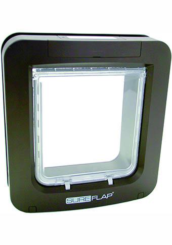 sureflap haustierklappe mit mikrochip erkennung. Black Bedroom Furniture Sets. Home Design Ideas